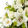 Blumenstrauß  In stillem Gedenken Größe L