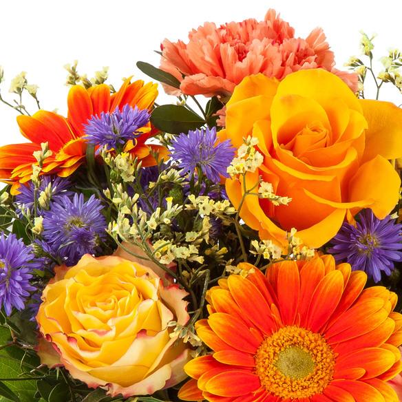 Blumenstrauß  Herbstsinfonie