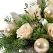 Blumenstrauß  Weihnachtsgruß Größe L