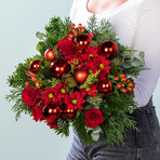 Blumenstrauß  Schönste Freude Größe L