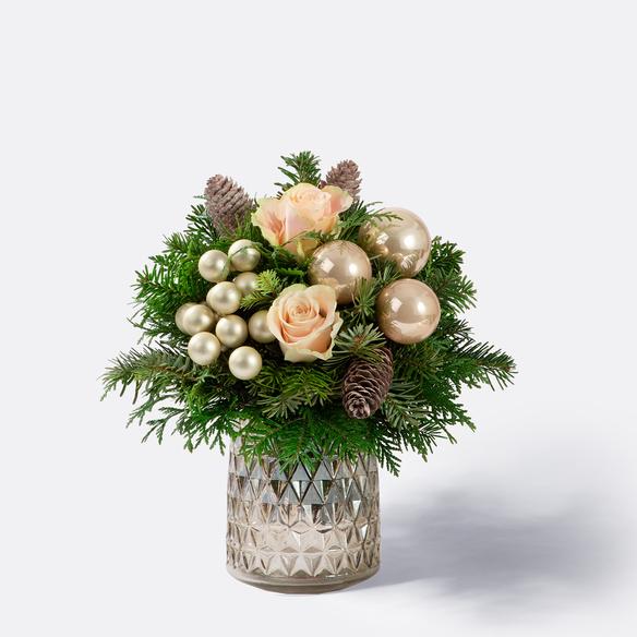 Blumenstrauß  Weihnachtsgruß Größe M