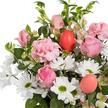 Wiesenstrauß  Frohe Ostern