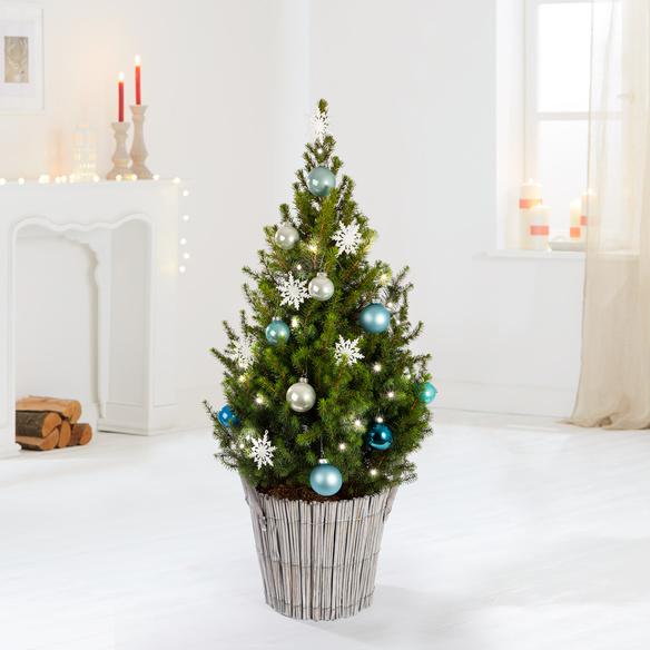 weihnachtsbaum xxl winter magic. Black Bedroom Furniture Sets. Home Design Ideas
