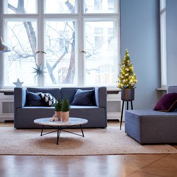 Weihnachtsbaum Winter Magic ca. 80 cm
