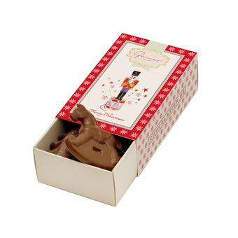 Schokoladenbox Nussknacker 50 g