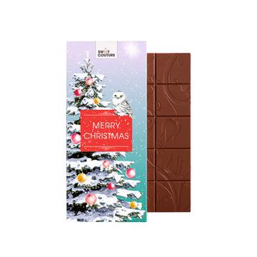 Schokolade Merry Christmas 80 g