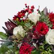 Blumenstrauß  Frohe Weihnachten