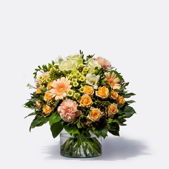 Blumenstrauß  Wintersymphonie