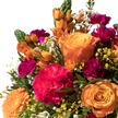 Blumenstrauß  Herzlichen Glückwunsch Größe L