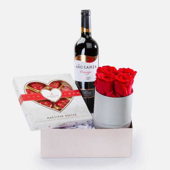 Geschenkset  Ewige Liebe