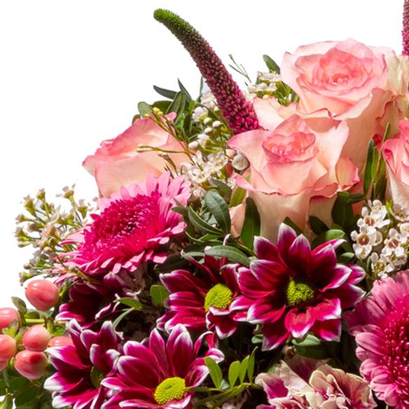 Blumenstrauß  In liebevoller Erinnerung