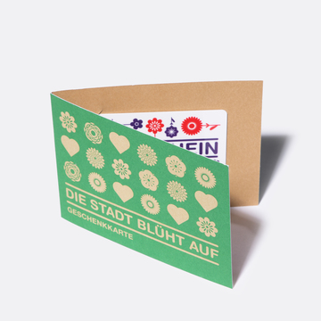 Geschenkkarte 50 €