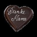 Marzipanherz Danke Mama 125 g