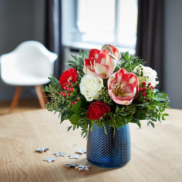 Blumenstrauß  Amarylliszauber