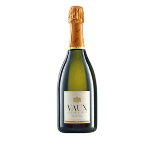 Sekt VAUX Cuvée Brut 0,75 l in Orange