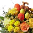 Blumenstrauß  Hase im Glück