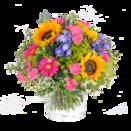 """Blumenstrauß """"Große Freude"""