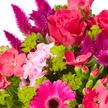 Blumenstrauß  Welt der Farben