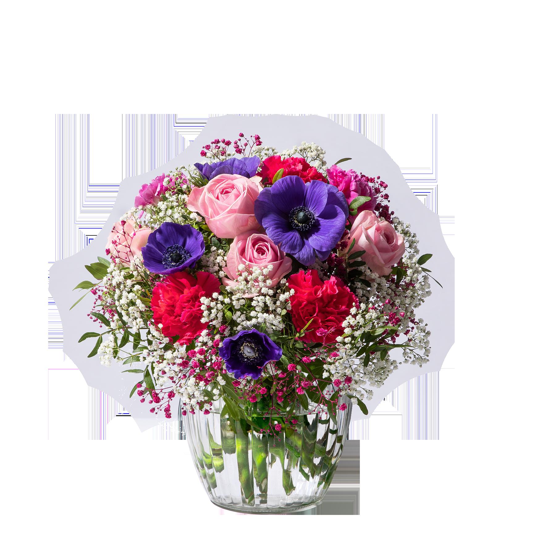 #Blumenstrauß Farbenfreude#
