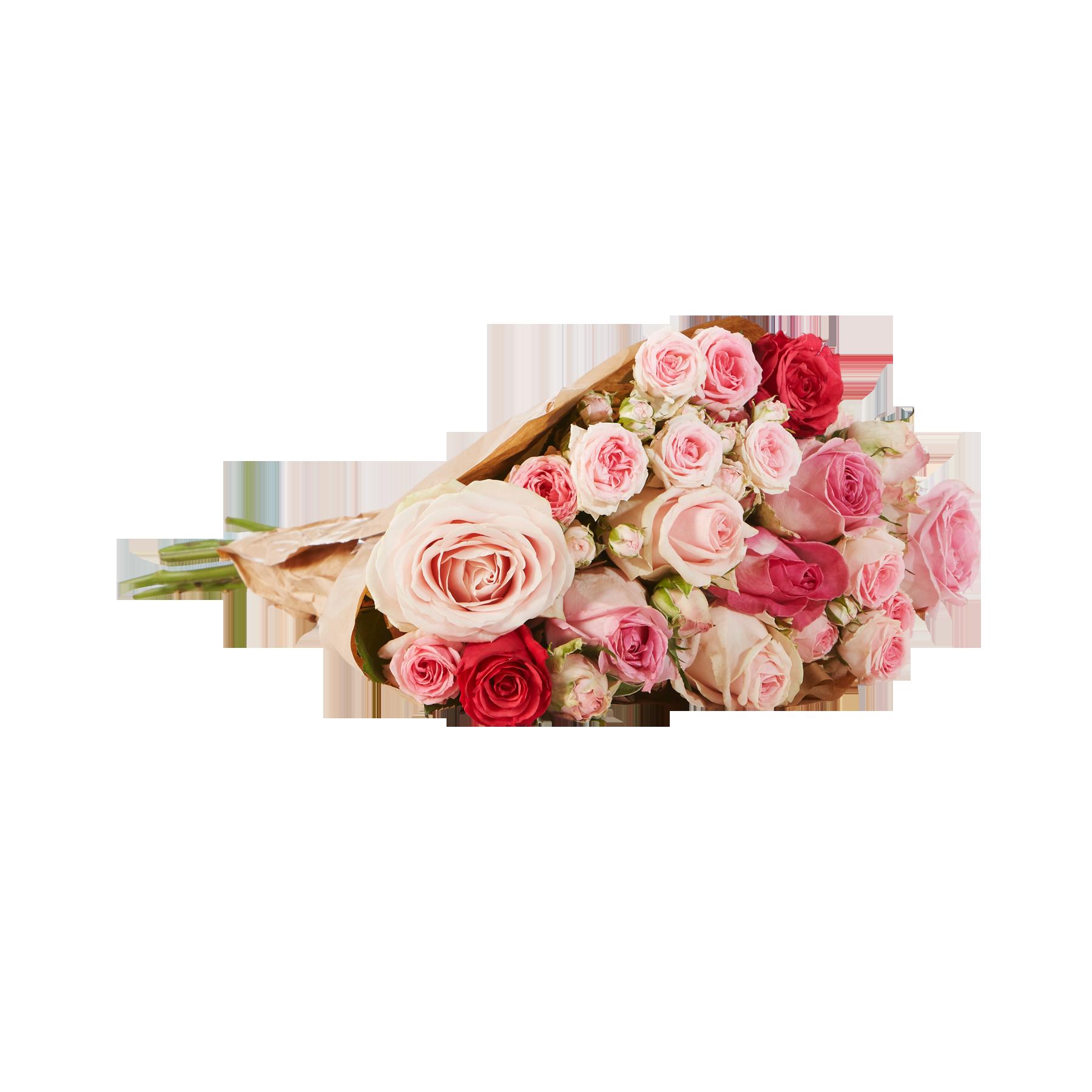 #10 Stiele Mellow Roses Größe M#