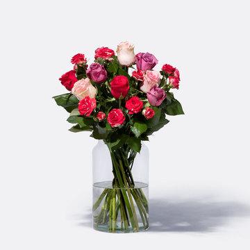 Mellow Roses Größe M