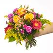 Blumenstrauß  Spiel der Farben Größe M