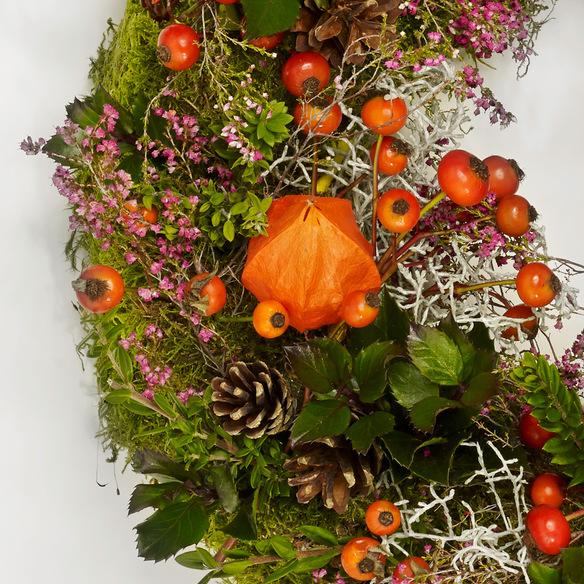 Türkranz  Hallo Herbst