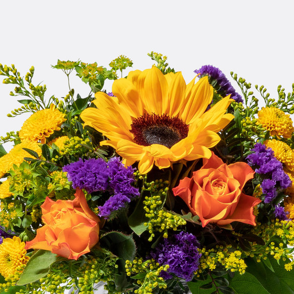 Blumenstrauß  Sonnengruß