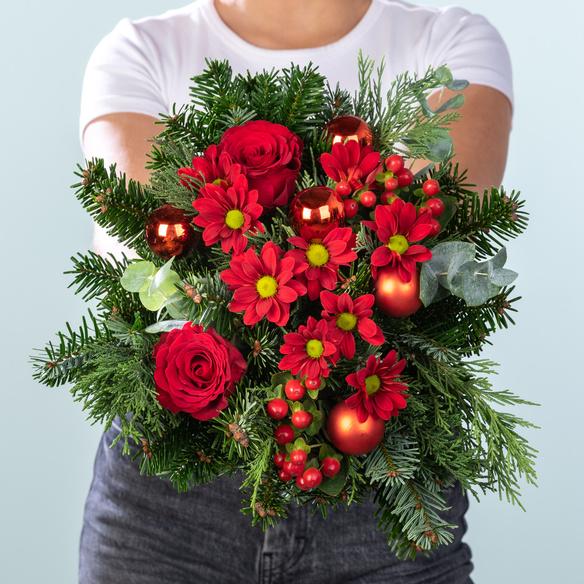 Blumenstrauß  Schönste Freude Größe M