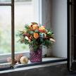 Blumenstrauß  Glanzvolle Momente