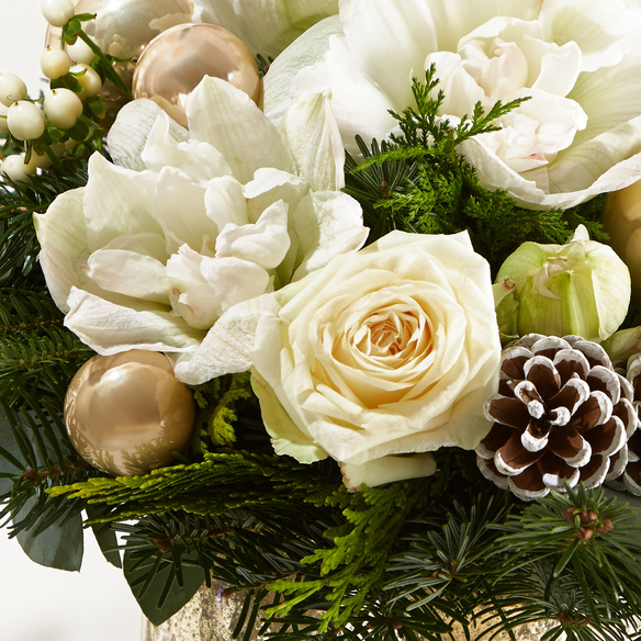 Blumenstrauß  Bright Christmas