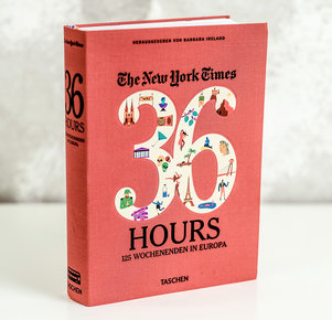 Buch The New York Times - 36 Hours