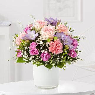 Blumenkuss