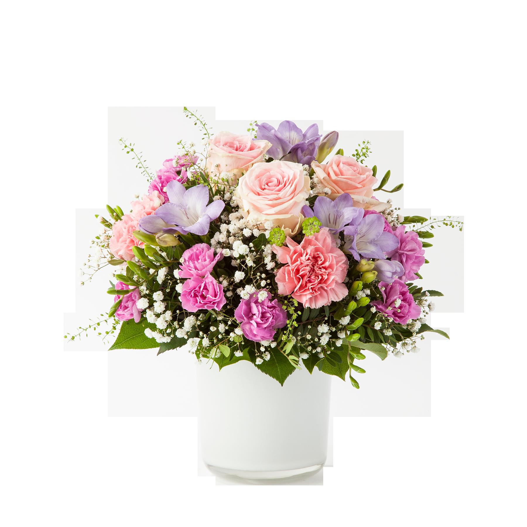 #Blumenstrauß Blumenkuss#