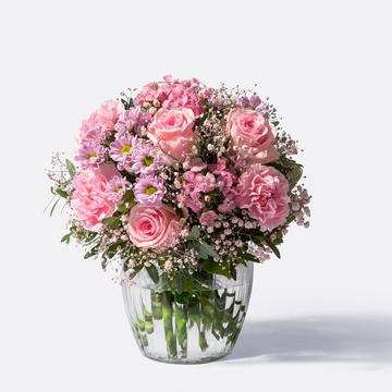 Blumenkuss Größe M