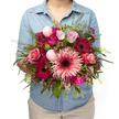Blumenstrauß  Ostererwachen